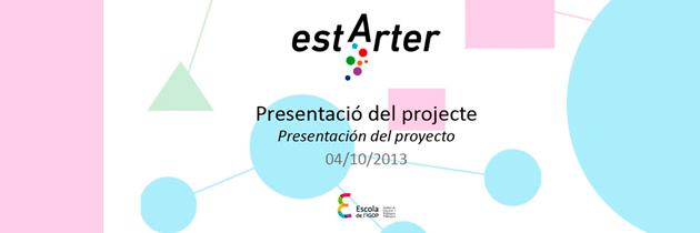 Presentació estArter